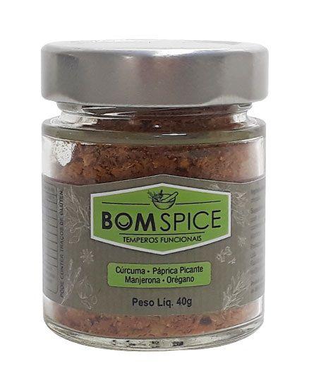 Bom Spice Antiox Mix de Temperos Naturais 40g