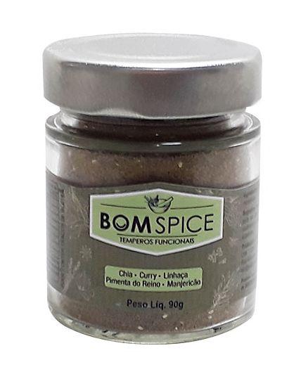 Bom Spice Fibras Mix de Temperos Naturais 90g