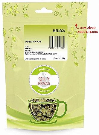 QLY Ervas Chá de Melissa Fracionado 30g