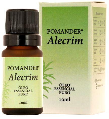 Pomander Óleo Essencial de Alecrim 10ml