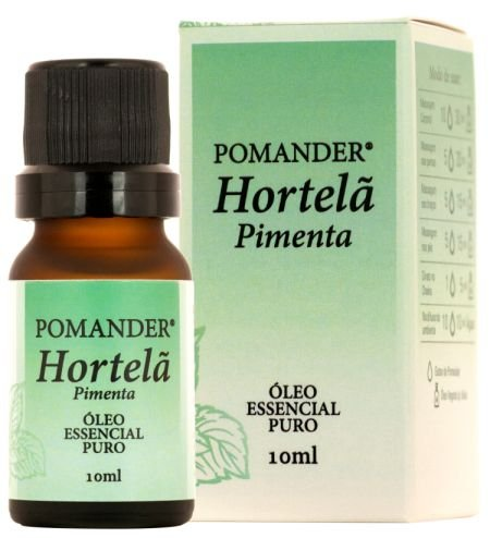 Pomander Óleo Essencial de Hortelã Pimenta 10ml
