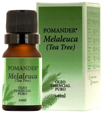 Pomander Óleo Essencial de Melaleuca / Tea Tree 10ml