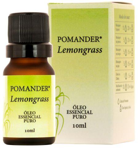 Pomander Óleo Essencial de Lemongrass / Capim Limão 10ml