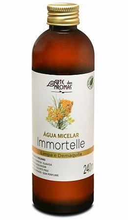 Arte dos Aromas Água Micelar Immortelle 240ml
