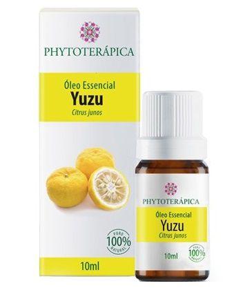 Phytoterápica Óleo Essencial de Yuzu 10ml