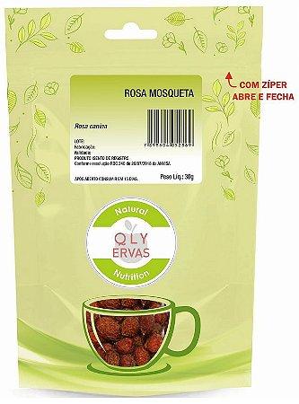 QLY Ervas Chá de Rosa Mosqueta Fracionado 30g