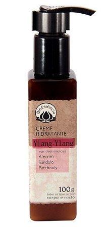 BioEssência Creme Hidratante Ylang Ylang 100g