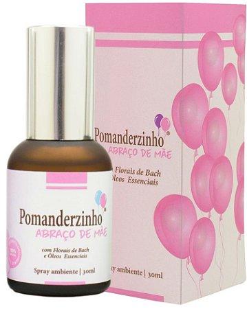 Pomanderzinho Abraço de Mãe Spray Ambiente Infantil 30ml