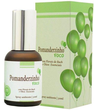 Pomanderzinho Foco Spray Ambiente Infantil 30ml