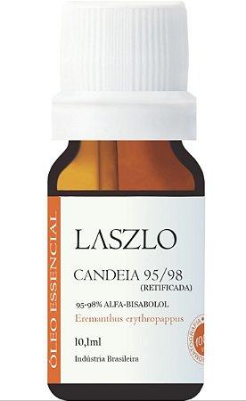 Laszlo Óleo Essencial de Candeia 95/98 Retificada (Alfa Bisabolol) 10,1ml