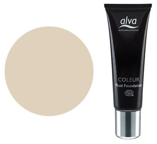 Alva Coleur Base 0 Porcelana 30ml