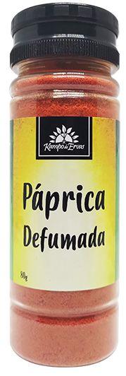 Kampo de Ervas Páprica Defumada Condimento Puro 80g