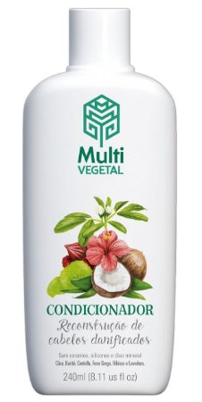 Multi Vegetal Condicionador de Coco 240ml