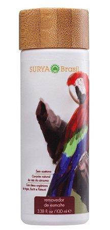 Surya Brasil Exotic Animals Removedor de Esmalte Orgânico 100ml