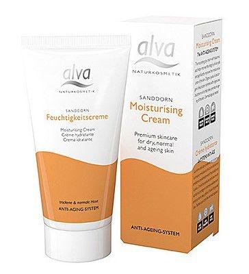 Alva Sanddorn Creme Hidratante Dia Anti-Aging 30ml