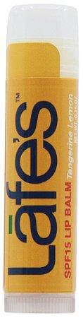 Lafe's Lip Balm Tangerine Lemon FPS 15 - Hidratante e Protetor Labial 4,2g