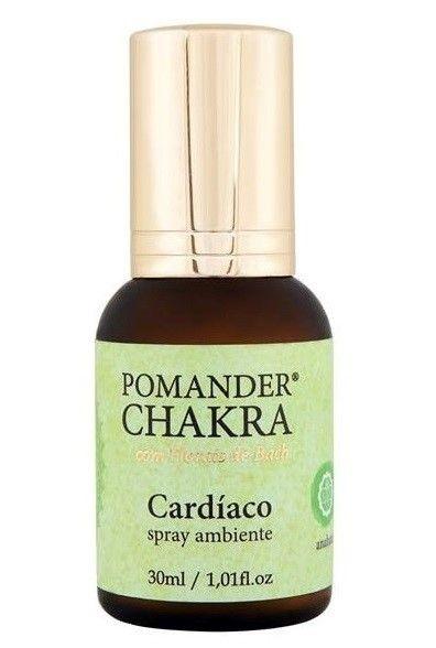 Pomander Chakra Cardíaco Spray 30ml