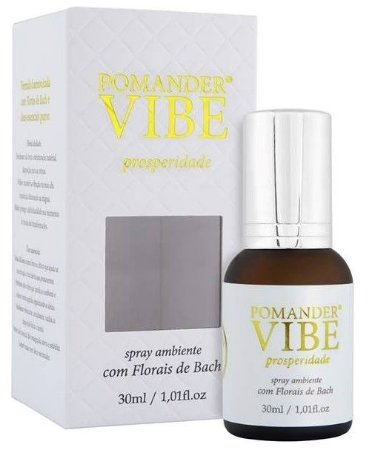 Pomander Vibe Prosperidade Spray 30ml