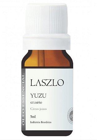 Laszlo Óleo Essencial de Yuzu GT Japão 5ml