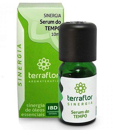 Terra Flor Sinergia Serum do Tempo 10ml