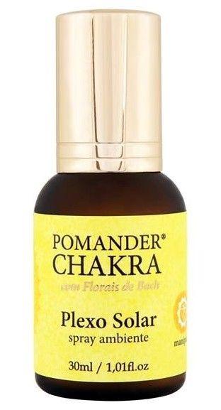 Pomander Chakra Plexo Solar Spray Ambiente 30ml