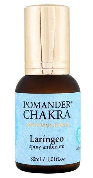 Pomander Chakra Laríngeo Spray Ambiente 30ml