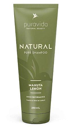 Puravida Natural Pure Shampoo Manuya Lemon 250ml