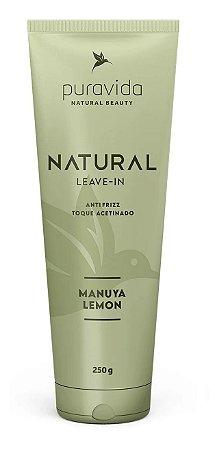 Puravida Natural Leave-in Manuya Lemon 250ml