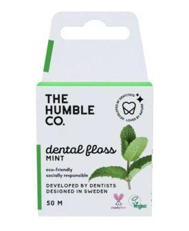 The Humble Co. Fio Dental Ecológico Fresh Mint (Menta) 50m