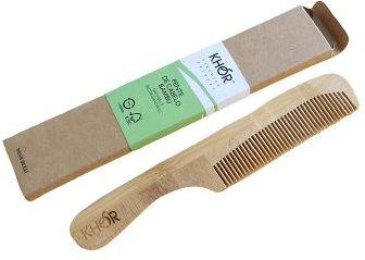 Khor Pente de Cabelo de Bambu Ecológico 1un