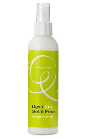 Deva Curl Set It Free Finalizador Anti-Frizz 120ml