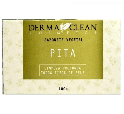 Derma Clean Sabonete Vegetal Pita 100g