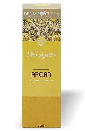 Derma Clean Óleo de Argan 20ml