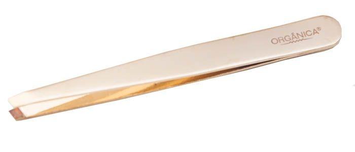 Orgânica Precise Cut Pinça Gold Inox 1un