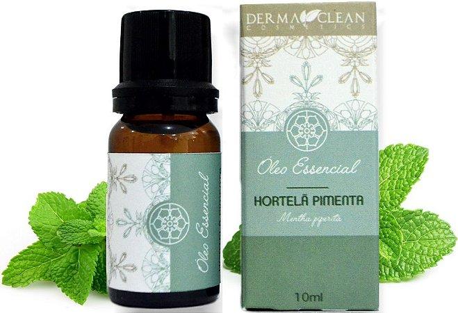 Derma Clean Óleo Essencial de Hortelã Pimenta 10ml