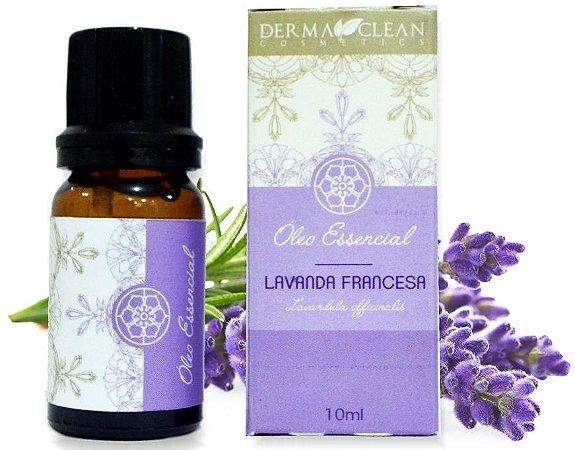 Derma Clean Óleo Essencial de Lavanda Francesa 10ml