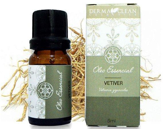 Derma Clean Óleo Essencial de Vetiver 5ml