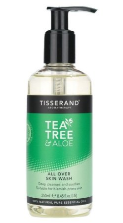 Tisserand Tea Tree Sabonete Líquido Limpeza Profunda 250ml