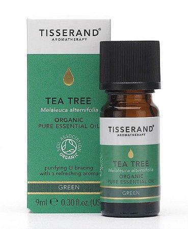 Tisserand Óleo Essencial de Tea Tree Orgânico 9ml