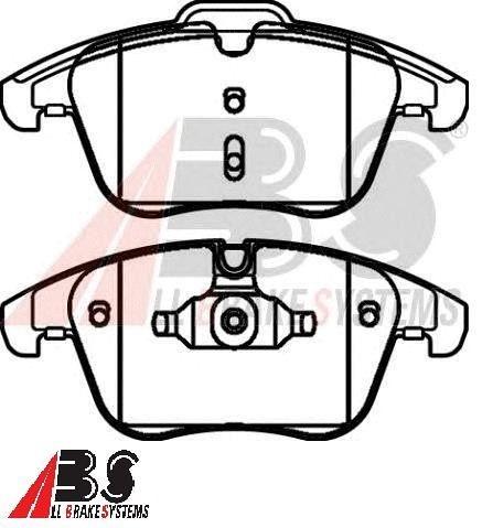 Pastilha de freio Dianteira Freelander 2 - All Brake Systems