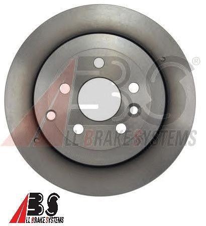 DISCO TRASEIRO FREELANDER 2 - All Brake Systems
