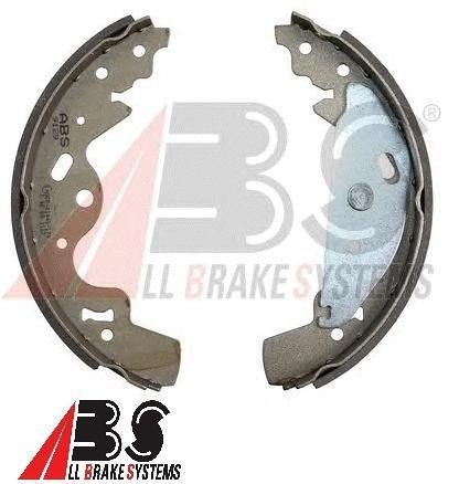 Sapata de freio Traseira Freelander - All Brake Systems