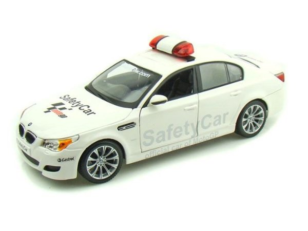 Carro BMW M5 Safety Car Premiere Edition 1:18 - Maisto
