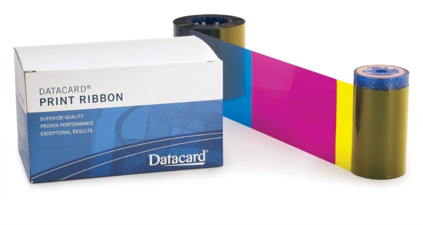 Datacard SP 35 SD260 e SD360 500 Print Color