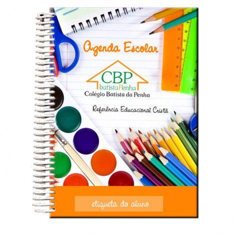 50 Agendas escolar infantil personalizada