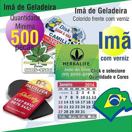 IMÃ GELADEIRA CORTE ESPECIAL 5x4cm