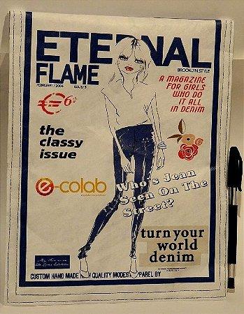 Case para Tablet Revista Magazine