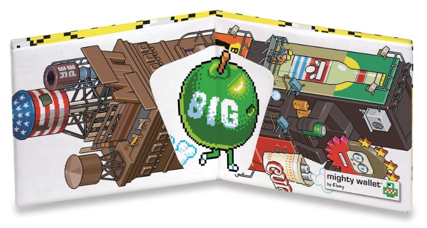 Carteira Mighty Wallet Big Apple