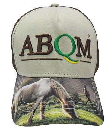 Boné ABQM - Aba Cavalos