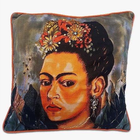 Capa de Almofada Indiana Frida 45x45cm